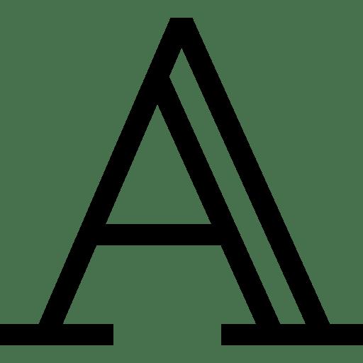 Pictogrammes et lettres