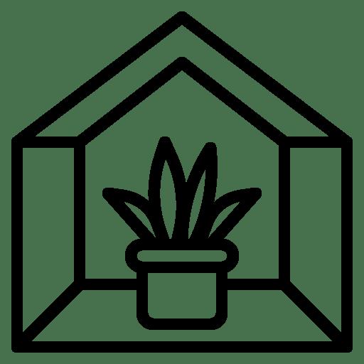 Décoration avec de la mousse